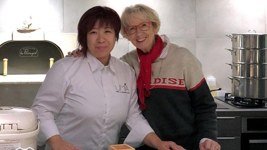 La Cuisine De Mercotte Les Cours De Cuisine Japonaise à Umia à