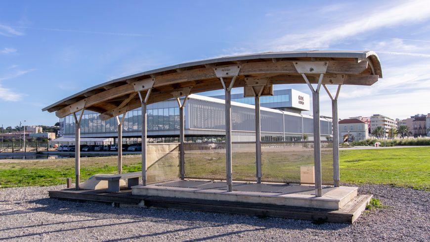 La station de thalassothermie du Parc de la Navale de La Seyne-sur-Mer