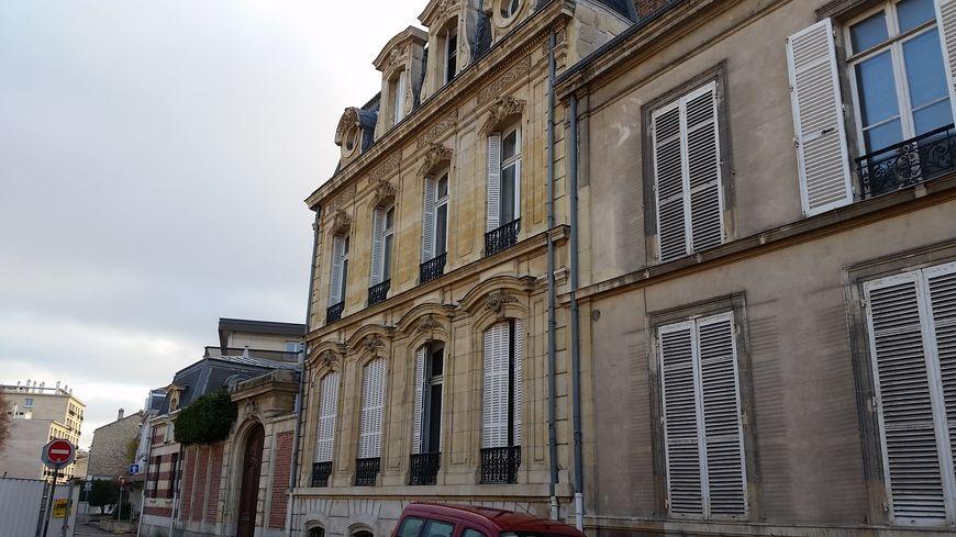 Un hôtel particulier de la rue Andrieux fera partie du SPR