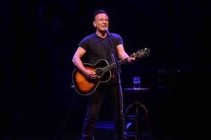 """Bruce Springsteen en concert pour la soirée spéciale """"Springsteen on Broadway"""", le 14 mars 2018 à New York !"""