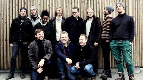 Jazz Trotter : Trondheim Jazz Orchestra - Happy Endlings