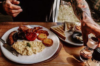 Et si on sortait des clichés sur la nourriture anglaise ?