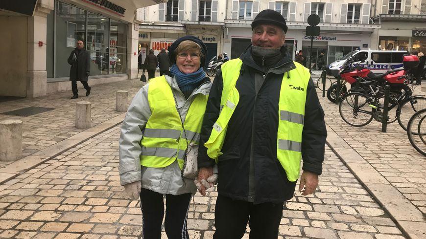 Claudie et Jean-Michel ont 64 et 68 ans