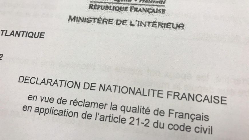 38 personnes ont été naturalisées ce mardi à la préfecture de la Sarthe