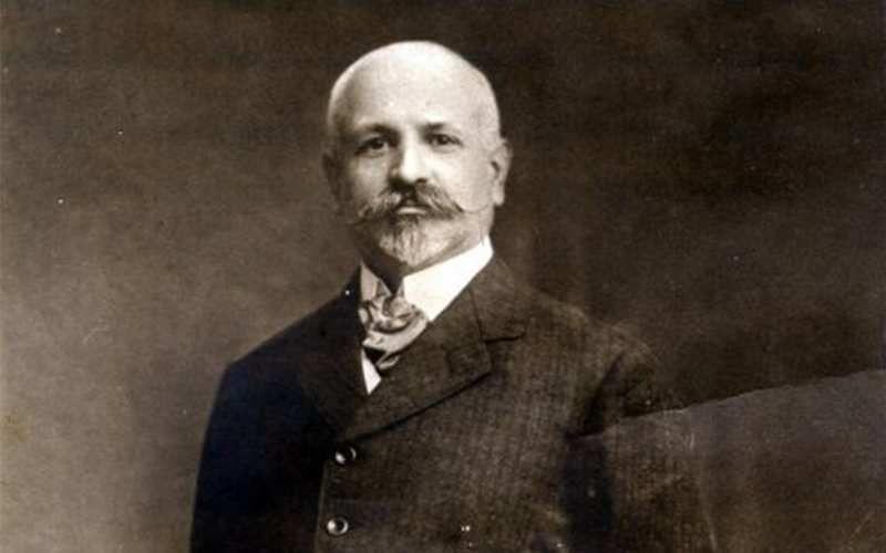Photographie de Francisco Ferrer vers 1909.