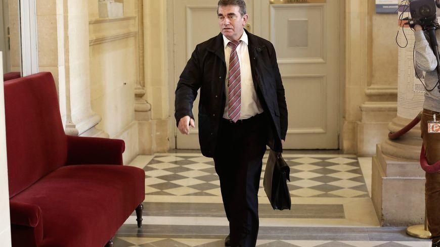 Yves Daniel, député LREM de Loire-Atlantique.
