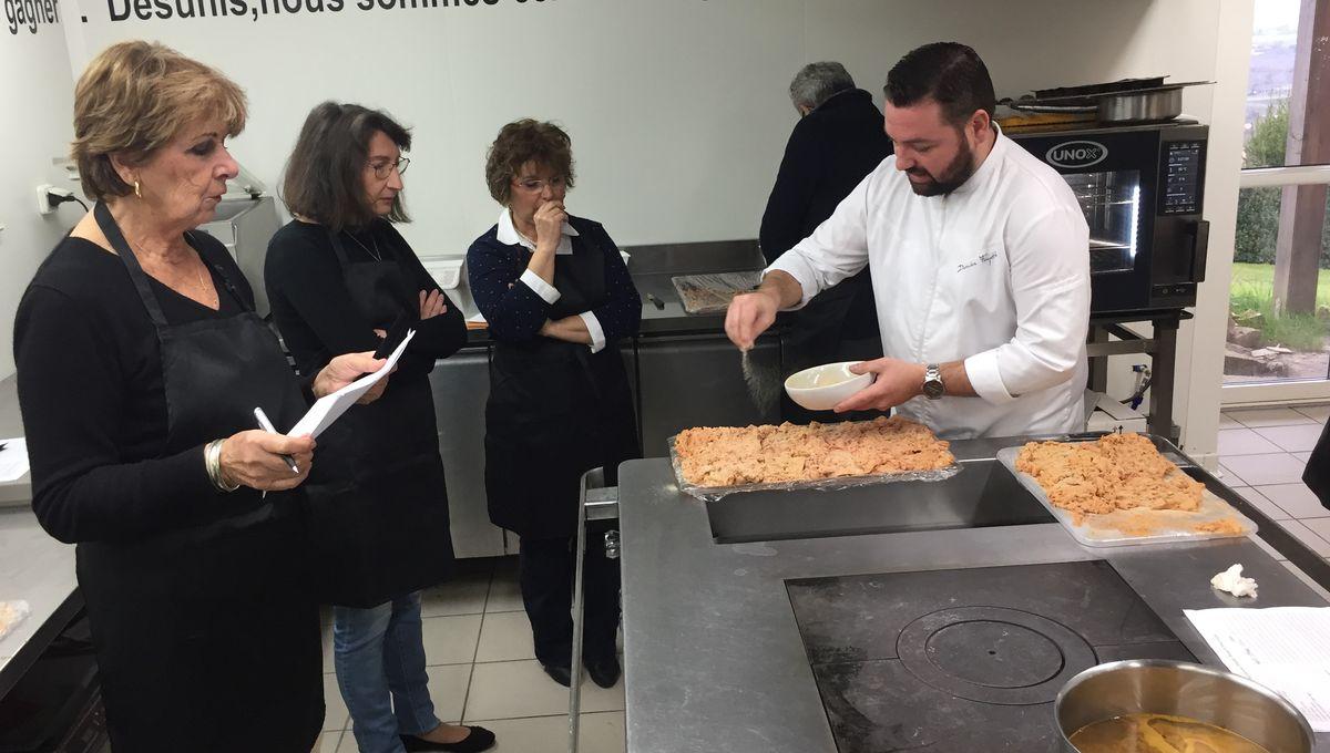 Cours De Cuisine Pyrenees Atlantiques dordogne : des cours pour apprendre à cuisiner des repas de
