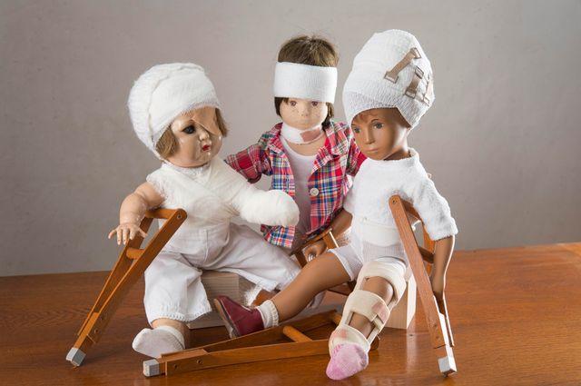 Rendez-vous à la clinique des poupées