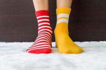 Sock en stock redonne vie aux chaussettes orphelines