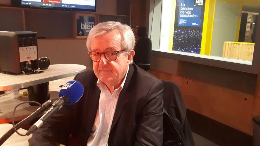 Charles-Eric Lemaignan, conseiller municipal d'Orléans et ancien président de l'agglomération
