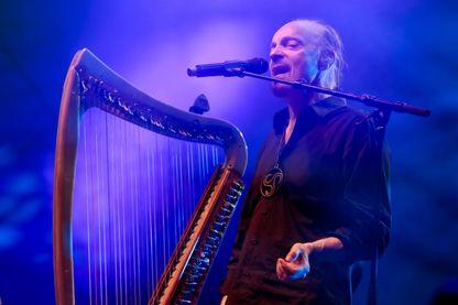 Alan Stivell,  auteur-compositeur-interprète et musicien,