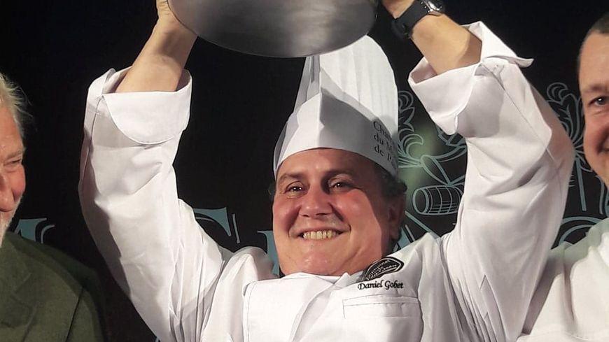 Daniel Gobet, officiellement champion du monde du pâté-croûte 2018