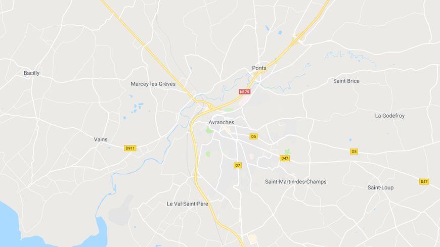 2 kilomètres de perturbations entre les communes du Val-Saint-Père et de Saint-Martin-des-Champs