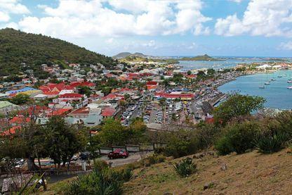 Saint-Martin, Antilles