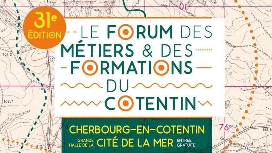 Forum des Métiers et des Formations du Cotentin à Cherbourg
