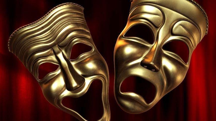 Masques théâtre antique