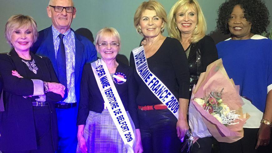 Patricia, 63 ans, est devenue Super mamie du Territoire de Belfort 2019