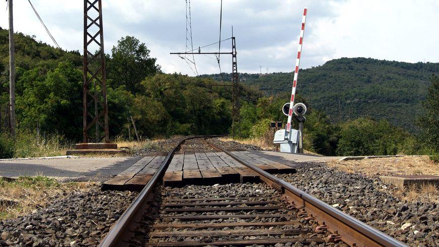 Voies de chemin de fer (photo d'illustration)