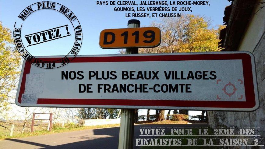 2ème semaine du 2ème vote de qualif'... Nouvelles découvertes pour qualifier un nouveau village pour la grande finale de juin prochain. Retours dans les rues des Villages parcourus ce trimestre, pour de nouveaux angles de vue... À vous de voter !