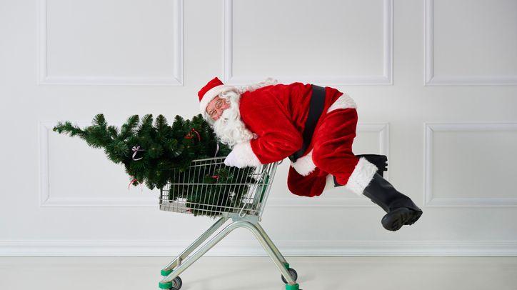 Père Noël insolites à Paris