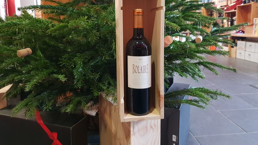 Château Bolaire 2011 Bordeaux Supérieur rouge