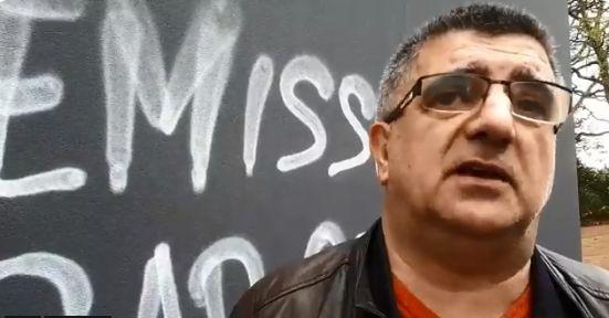 Didier Delorme, doyen de la faculté de langues de Nantes