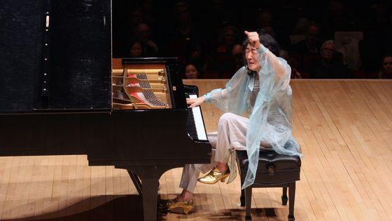 Wonder Mitsuko Uchida ! (Carnegie Hall - 23/02/2016)