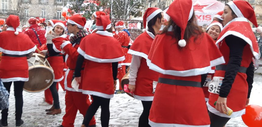 Christmas Run Sète.