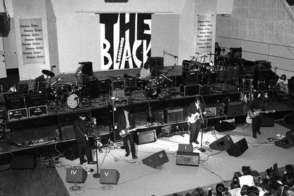 Le studio 105 un soir de Black Session (1994)