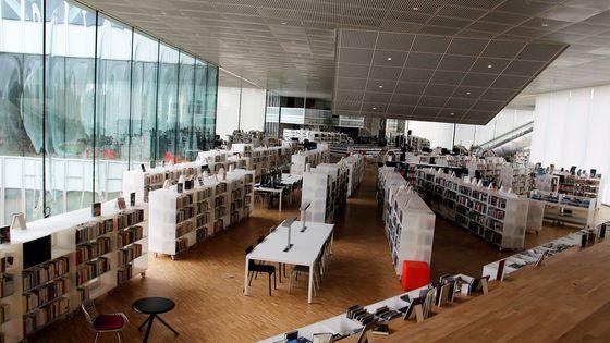 Bibliothèque Alexis de Tocqueville à Caen /  18e Rencontres Nationales des Bibliothécaires Musicaux