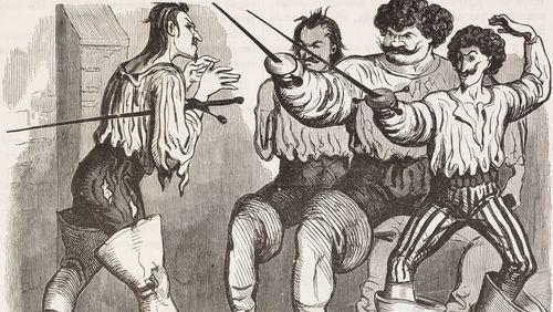Nuit Alexandre Dumas 1/2 - Entretien 2/3 avec Clara Hédouin et Romain de Becdelièvre