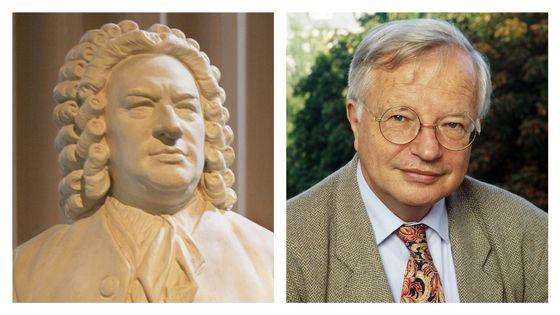 Bach et Xavier Le Pichon