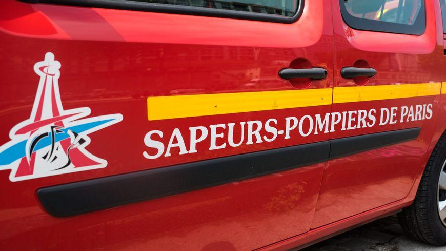 illustration brigade des sapeurs pompiers de Paris