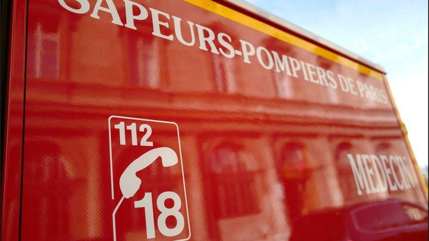 Illustration pompiers de Paris