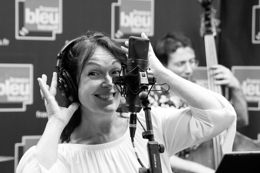 JazzOlita - Bleu Hérault live
