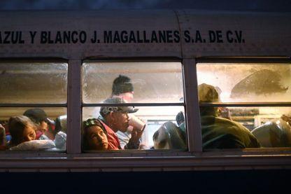 Carnets de voyage, du Mexique aux États-Unis, avec les migrants. Un reportage de Nathanaël Charbonnier et Laurent Macchietti