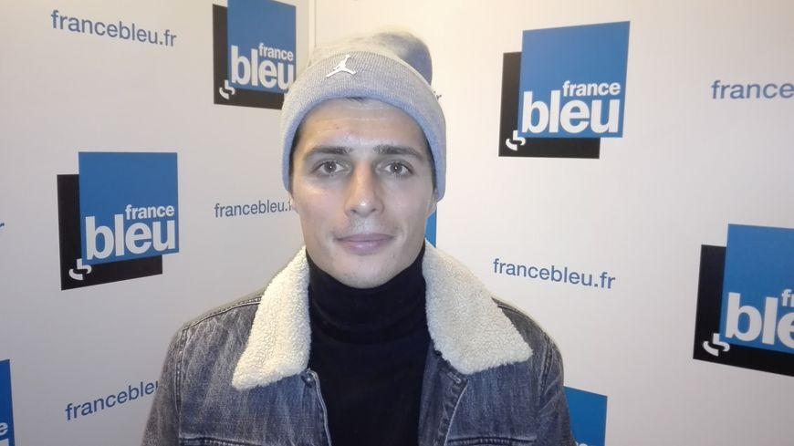 Le cycliste franc-comtois Arthur Vichot, double champion de France (2013 et 2016) notamment, était l'invité de France Bleu Besançon Sports le 3 décembre 2018