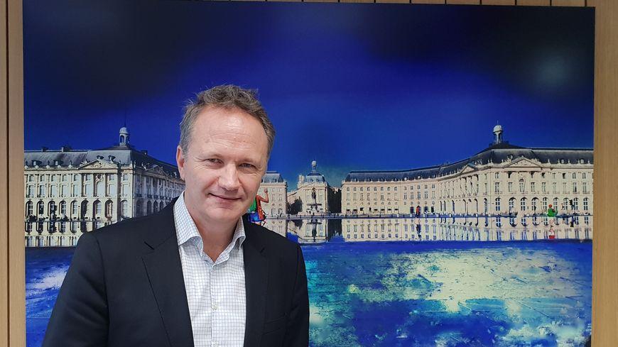 Eric Henaux, directeur général des Vignerons de Tutiac
