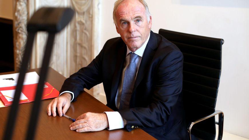 Dominique Tian, premier adjoint au maire de Marseille