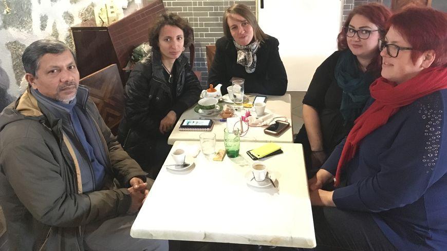 Les parents d'élèves de l'école Edouard Herriot ont décidé de s'organiser pour défendre Ahsanul Kazi et sa famille, originaire du Bangladesh, à Limoges.