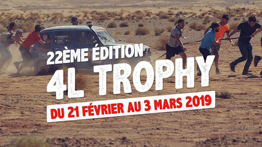 Le 22e 4L Trophy du 21 février au 3 mars 2019