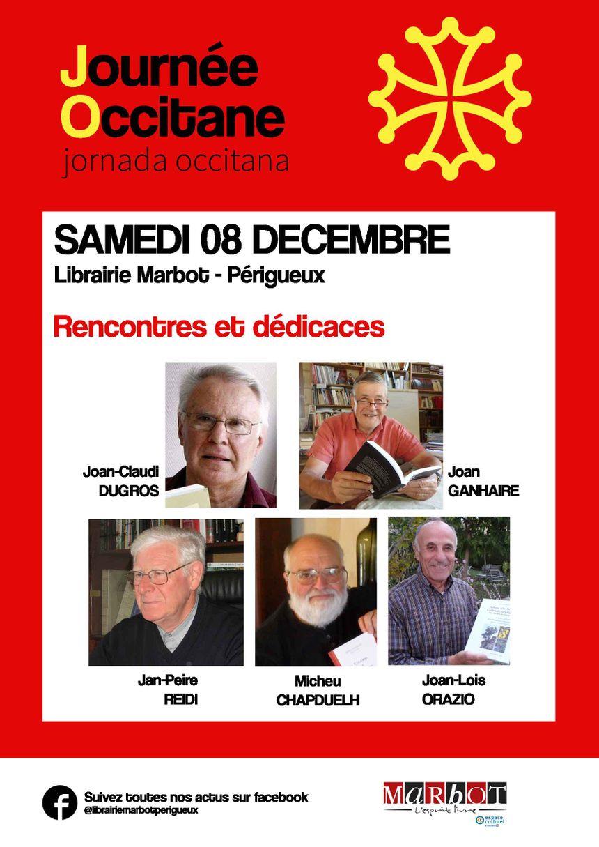 Journée occitane 8 décembre