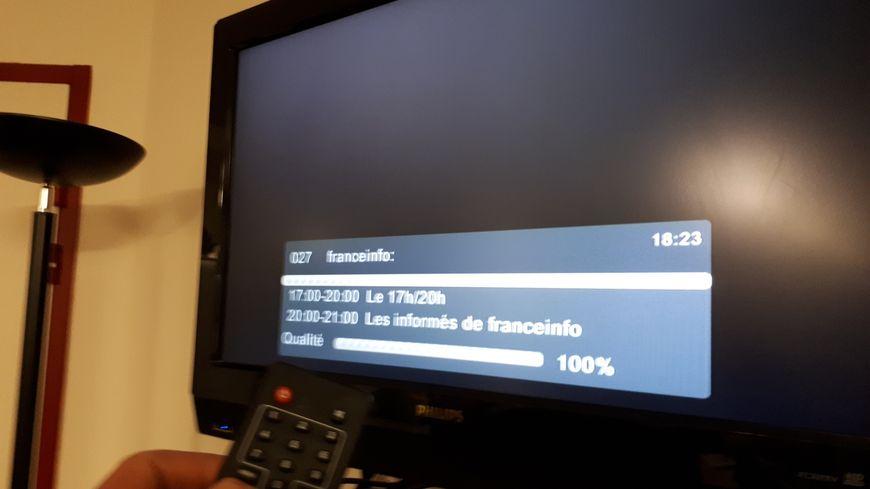 La réception de la télé par TNT est perturbée par les différences de températures entre le jour et la nuit