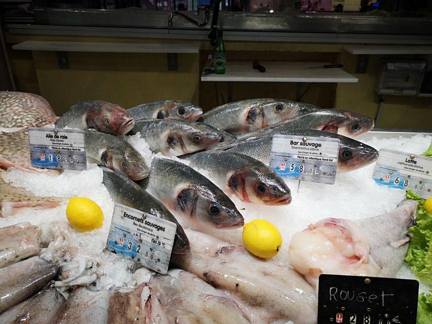 Du poisson frais, sauvage et pas d'élevage