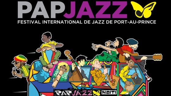 PAPJAZZ Festival international de jazz de Port-au-Prince