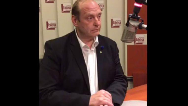Vincent Gérard a claqué la porte du groupe Rassemblement National au Conseil Régional de Nouvelle Aquitaine lundi 17 décembre.