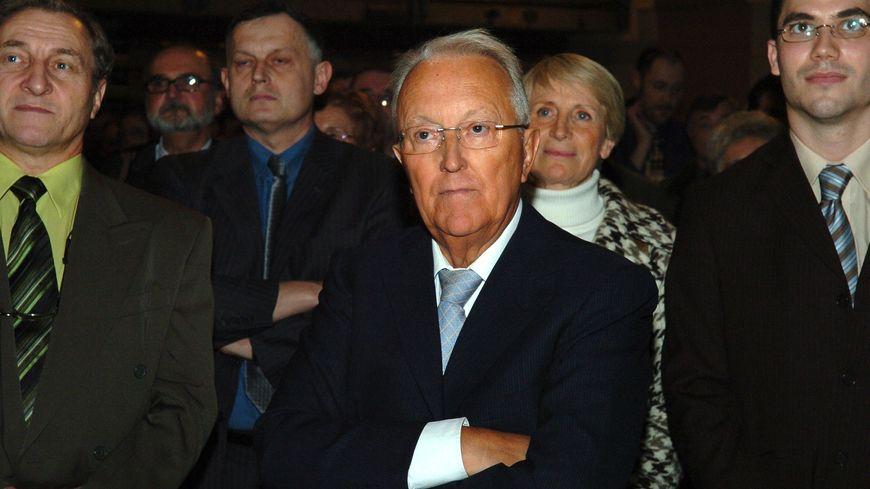Georges Sarre est décédé.