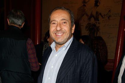 L'acteur, réalisateur et humoriste, Patrick Timsit, le 18 février 2018 à Paris