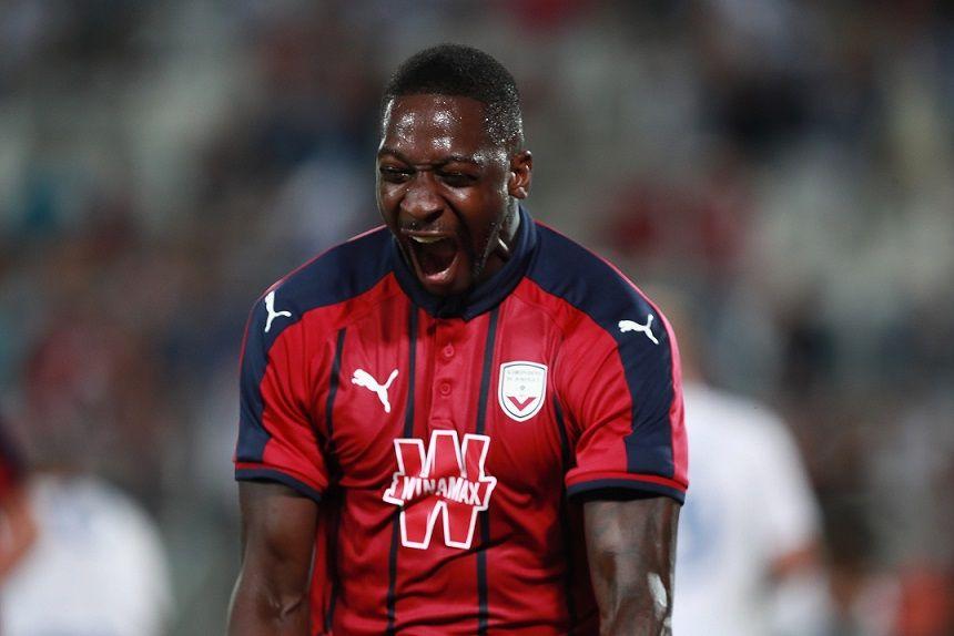 Younousse Sankharé avait gagné la coupe de France avec Guingamp en 2014.