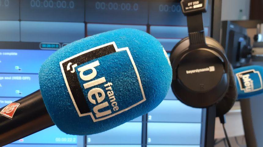 Studio France Bleu Loire Océan
